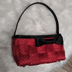 Rare Harvey's Disney Couture Red Minnie Bag